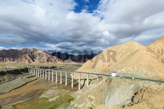 qinghai-tibet railway of china