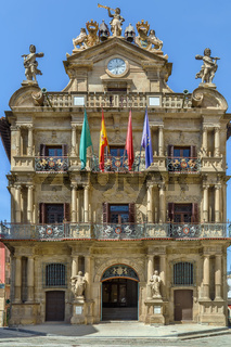 Pamplona City Council, Spain