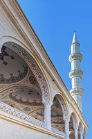 A Mosque In Manavgat Turkey