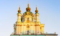 St. Andrews  church Kiev Ukraine
