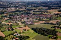 Luftbild von Seppenrade