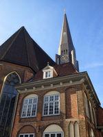 Hamburg - Hauptkirche St. Jacobi, Deutschland