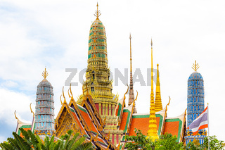 Grand Palace Roofs