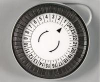Mechanische analoge Zeitschaltuhr
