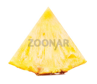 Yellow Pineapple Slice