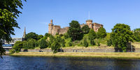 Inverness Castle in Schottland