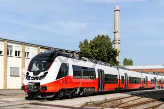 Bombardier Talent 3 für Österreich