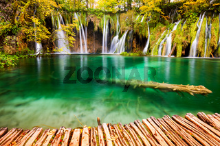 Waterfalls of Plitvice National Park