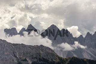 Dolomiten, The Dolomites