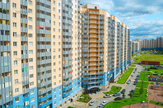 apartment building real etate Petersburg