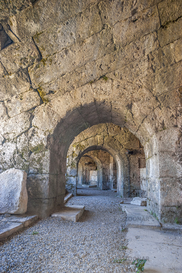 Turkey Side Amphitheatre