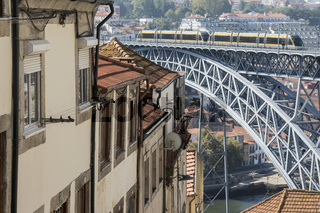 EUROPE PORTUGAL PORTO RIBEIRA OLD TOWN