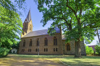 Stadtkirche St. Michael Werneuchen, Brandenburg, Deutschland