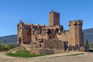 Castle of Xavier, Spain