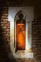 Window in Old Castle