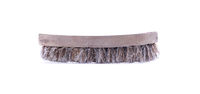 Dirty old cleaning brush