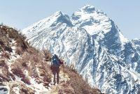 Hike in Himalayas