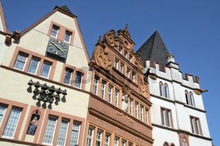 Trier - In der Altstadt, Deutschland