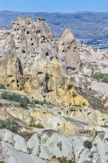Turkey Cappadocia Fairy Chimney Landscape