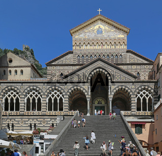Cathedral in Amalfi