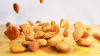 Almond and apricot grains