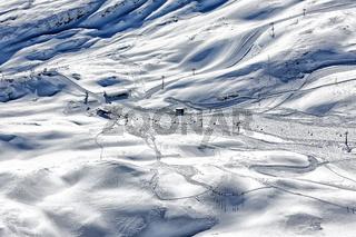 Winter in Bavaria - Zugspitze.