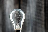 Classic light bulb