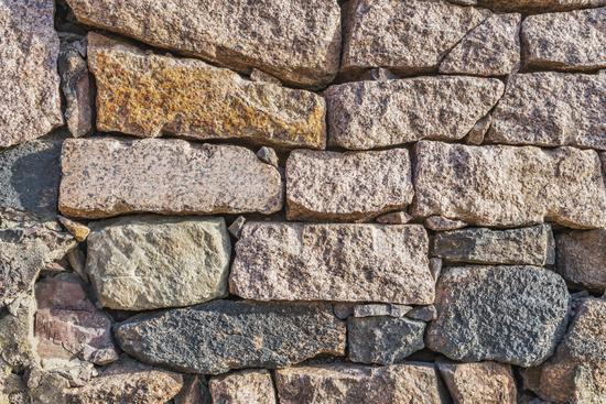 Bruchsteinmauer | rubble wall