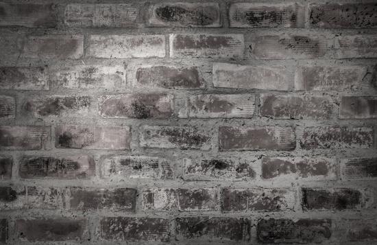 Grunge brick wall. Nice vintage textured background.