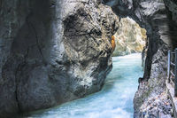 Partnachklamm, Wildwasser, Naturdenkmal
