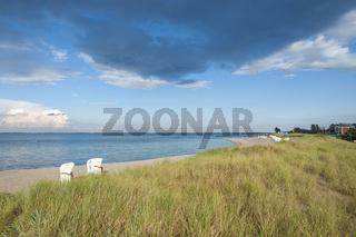 Strand in Heiligenhafen