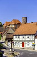 Burg Eisenhardt in Bad Belzig, Brandenburg, Deutschland