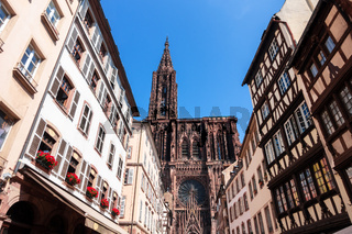Cathedral of Our Lady at Strasbourg