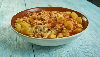Georgia-Style Brunswick Stew