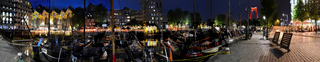 Alter Hafen Rotterdam Panorama