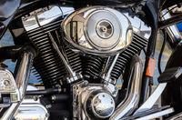 Big bike motorcycle engine