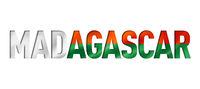 madagascar flag text font