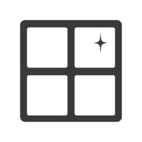 Clean Window Icon Vector