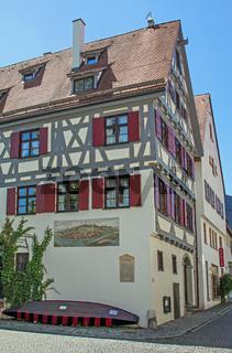 Schönes Haus, Fischerhaus, Ulm