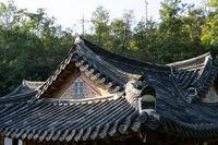 cheongun literature library roof