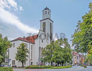 Katholische Kirche St. Gebhard, Konstanz-Petershausen