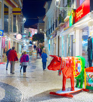 Old Town of Lagos, Portugal