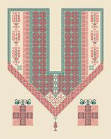 Palestinian pattern 8