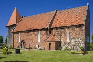 Sankt Katharinen-Kirche in Grossenbrode