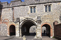 UK Winchester Medieval Kings Gate