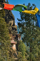 Tiger's Nest in Paro, Bhutan