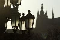 Veitsdom in Prag, Tschechische Republik