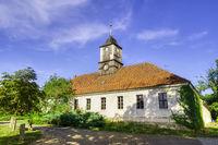 Dorfkirche Hohenofen, Sieversdorf-Hohenofen, Brandenburg, Deutschland