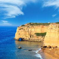 Praia da Afurada, Algarve, Portugal