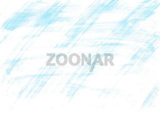 Aquarell Zeichnung Hintergrund mit blauen Streifen